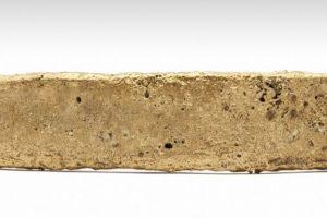 Найденный в парке Мехико золотой слиток оказался сокровищем ацтеков