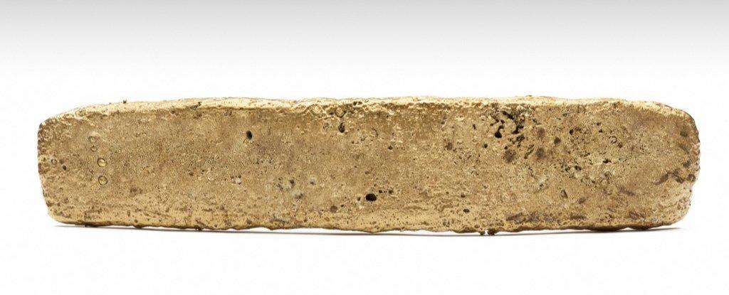 Найденный в парке Мехико золотой слиток оказался сокровищем ацтеков.Вокруг Света. Украина