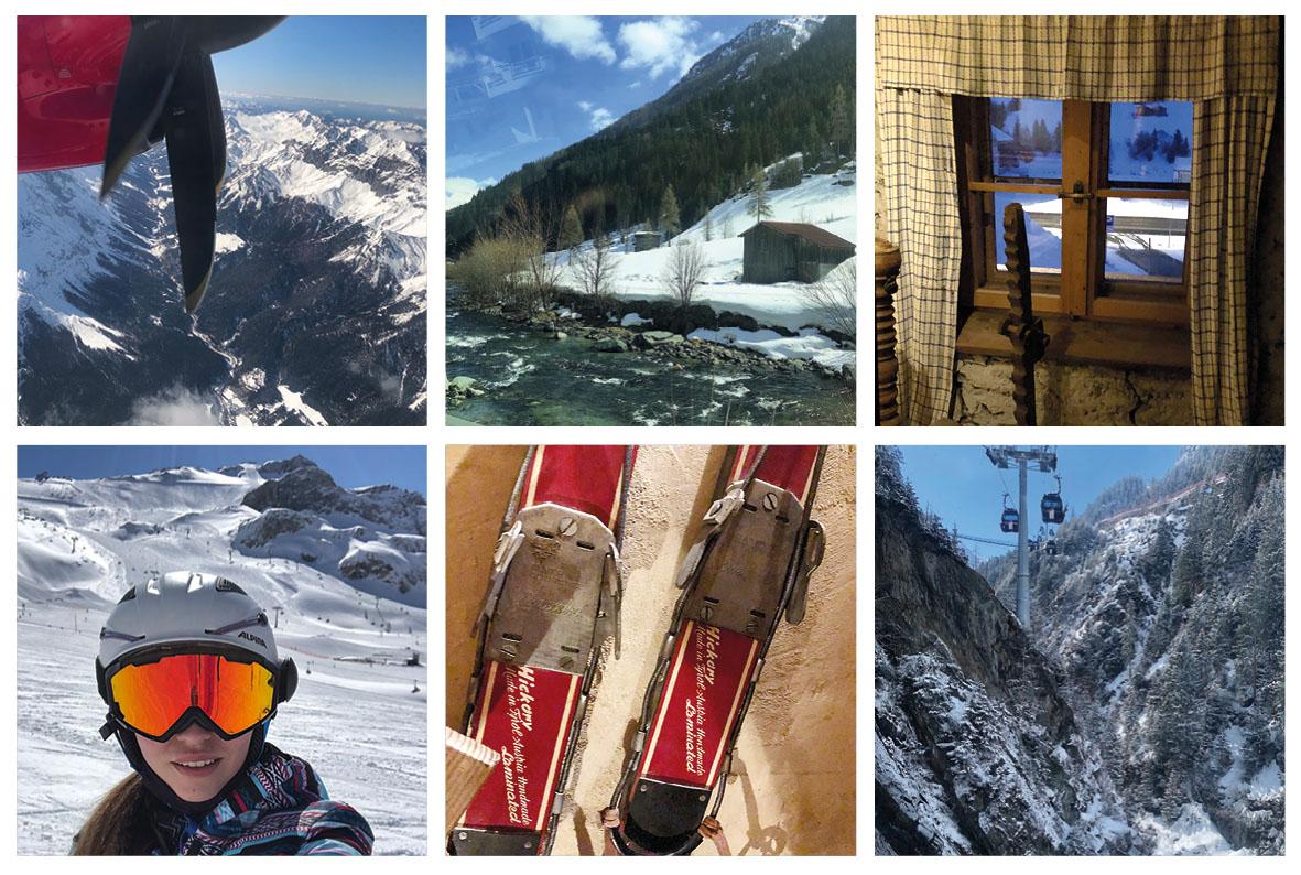 Говорящая тишина Альп