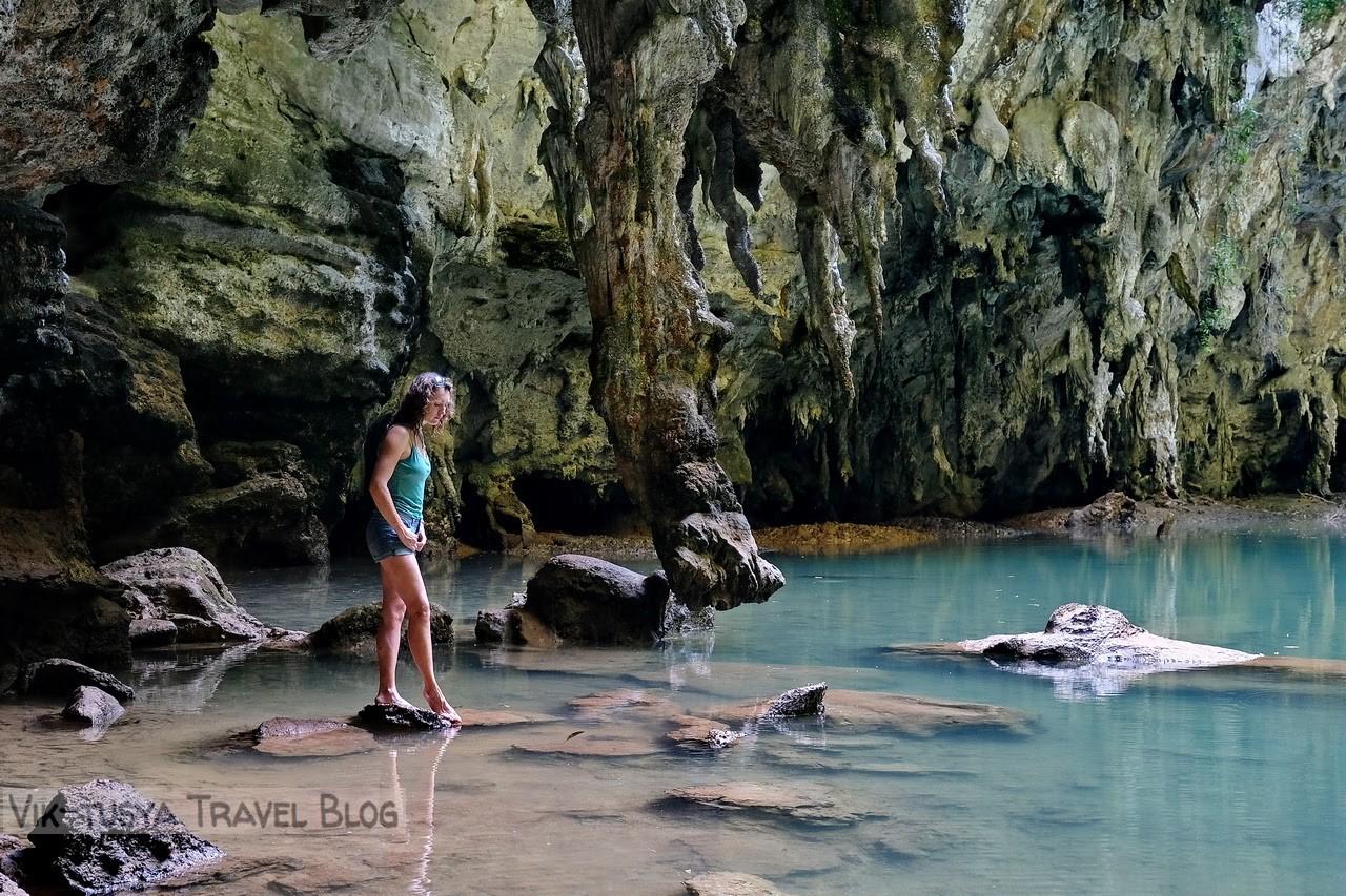 Лагуна Принцессы: удивительные места Таиланда