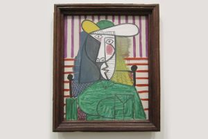В Лондоне вандал повредил картину Пикассо стоимостью £20 млн