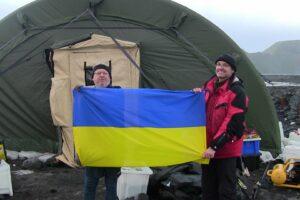 Українець вперше візьме участь у антарктичній експедиції на Південні Оркнейські острови