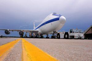 Интерьер самолета Судного дня — видео