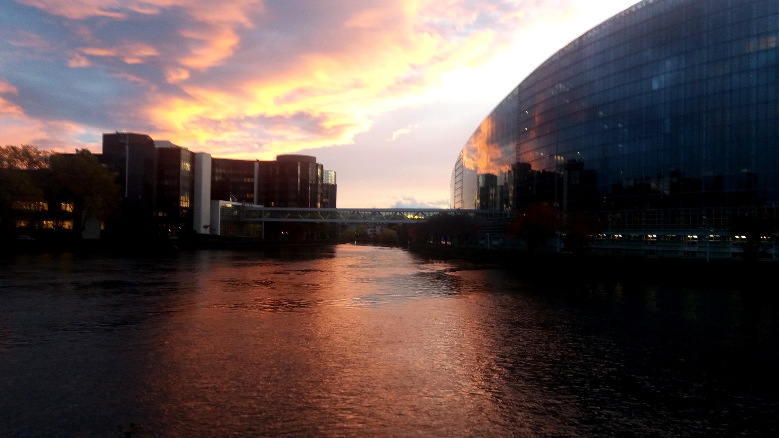 Разноцветный Страсбург: столица Рождества и европейской бюрократии