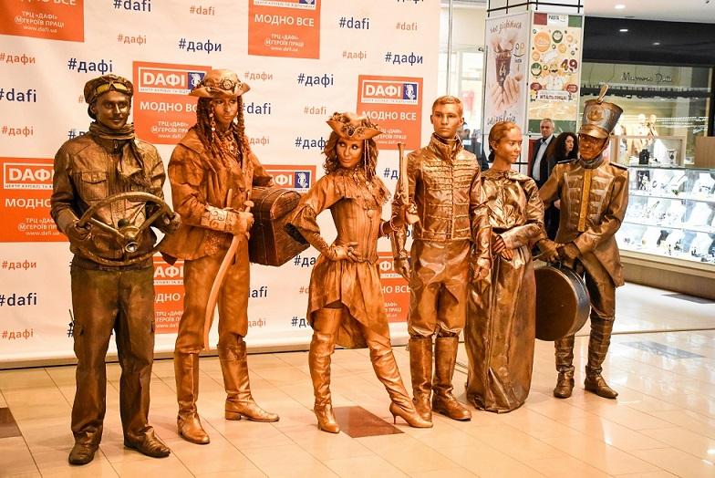 В Харькове стартовал Всеукраинский фестиваль уличного искусства