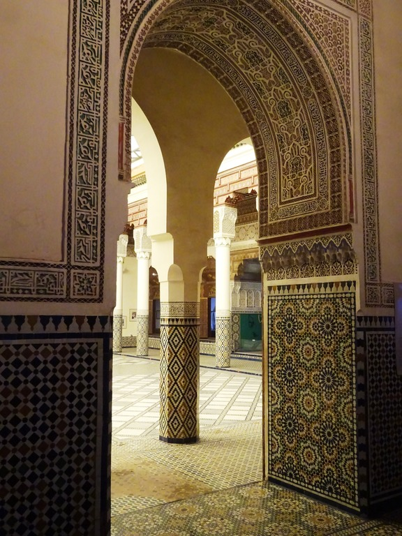 фото Марокко Марракеш музей