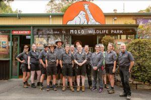 Как австралийский зоопарк спас животных от пожара?