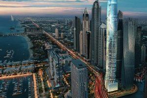 В Дубае строят очередной самый высокий отель мира