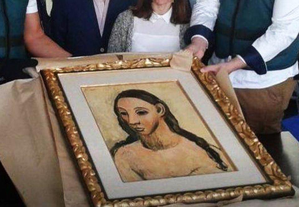 В Испании миллиардера судили за попытку вывезти картину Пикассо.Вокруг Света. Украина