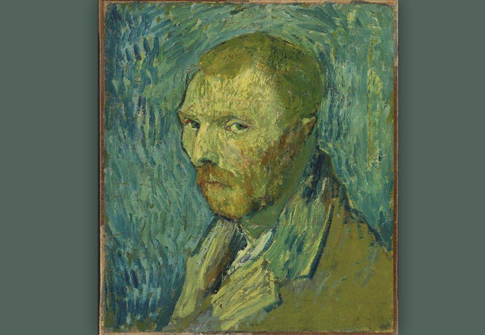 Спорный автопортрет Ван Гога признан подлинным
