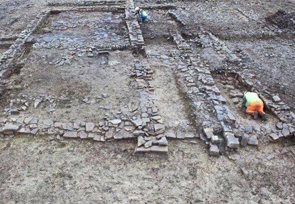 В Уэльсе раскопали древнеримское поселение