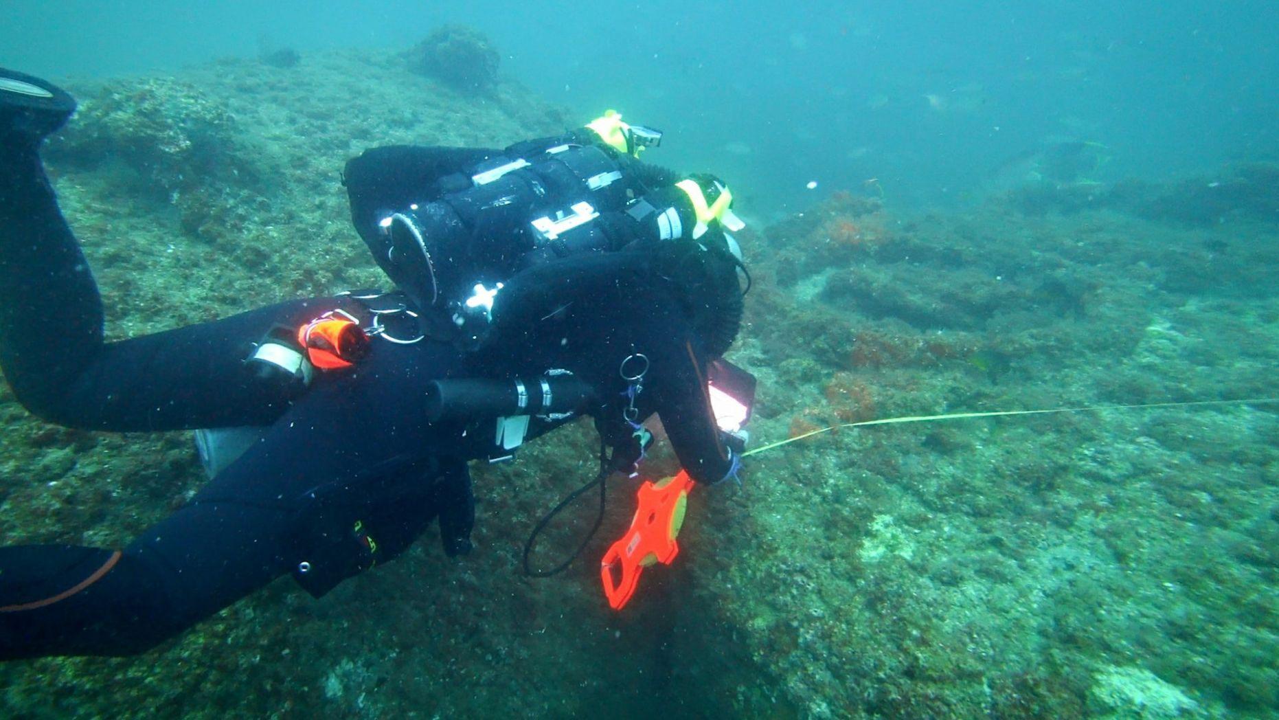В Бермудском треугольнике нашли 100-летний корабль