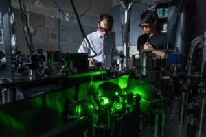 Американские ученые создали самый быстрый в мире вращающийся объект