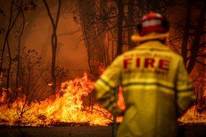 В Австралии удалось взять под контроль один из крупных очагов пожаров