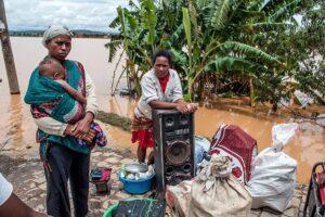 Наводнение на Мадагаскаре унесло жизни 12 человек