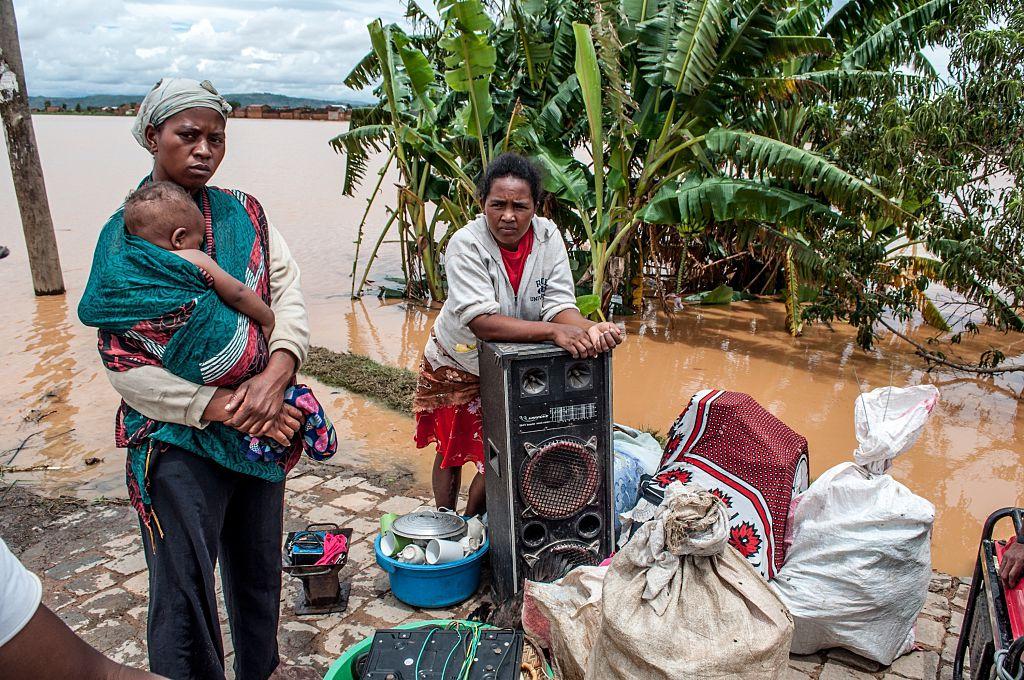 Наводнение на Мадагаскаре унесло жизни 12 человек.Вокруг Света. Украина