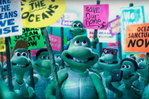 Greenpeace выпустила трогательный ролик о бедах морских черепах