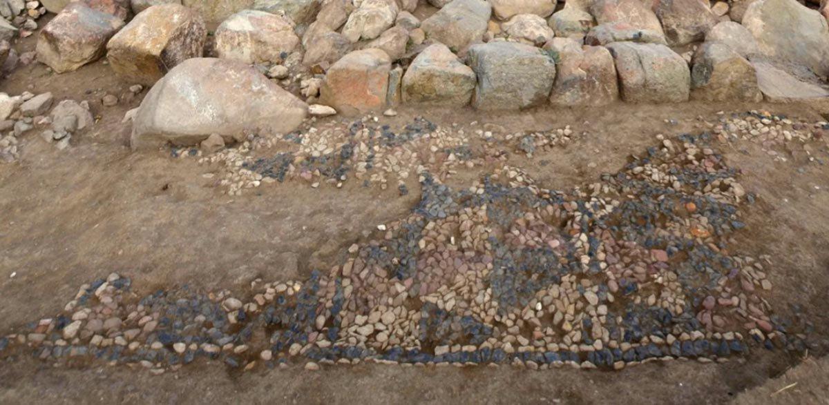 В Турции обнаружили самую древнюю мозаику в мире