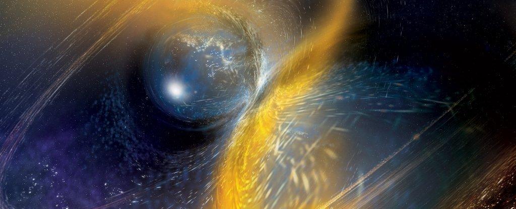Астрономы второй раз в истории зафиксировали столкновение нейтронных звезд.Вокруг Света. Украина