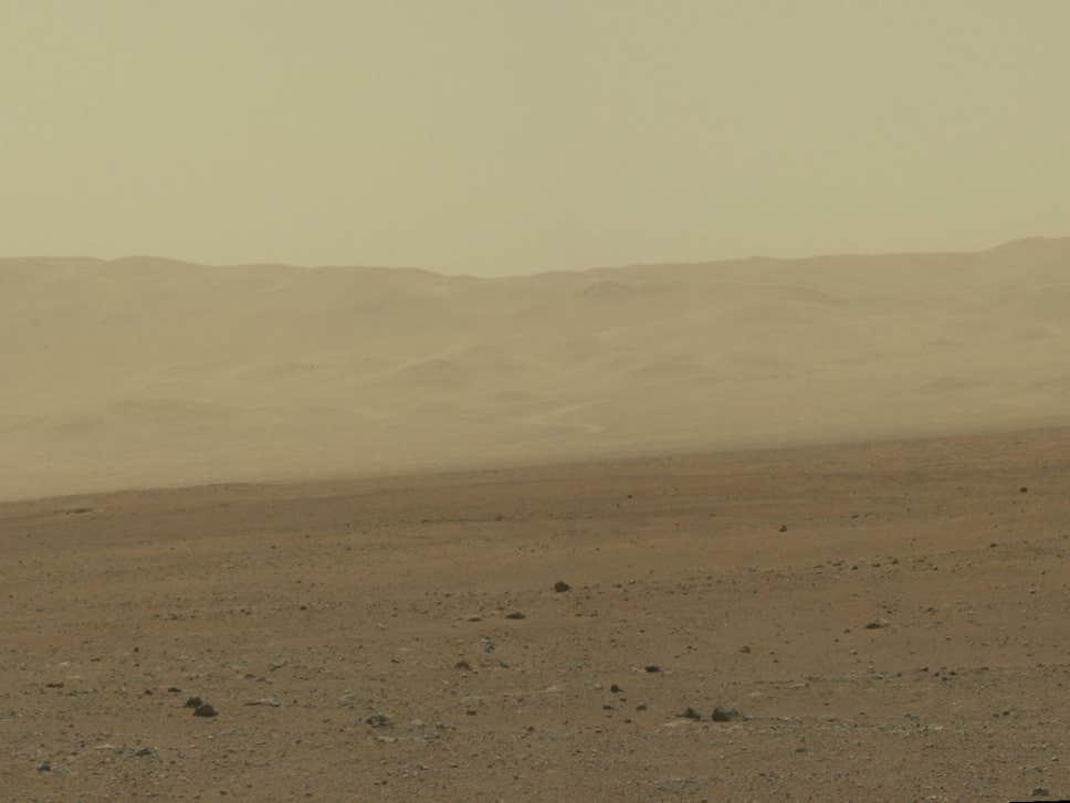 В гидросфере Марса могла сохраниться жизнь - ученые