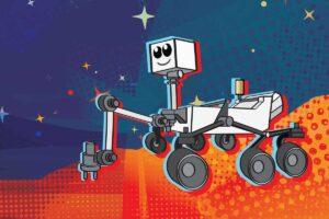 НАСА предлагает землянам выбрать название для нового марсохода