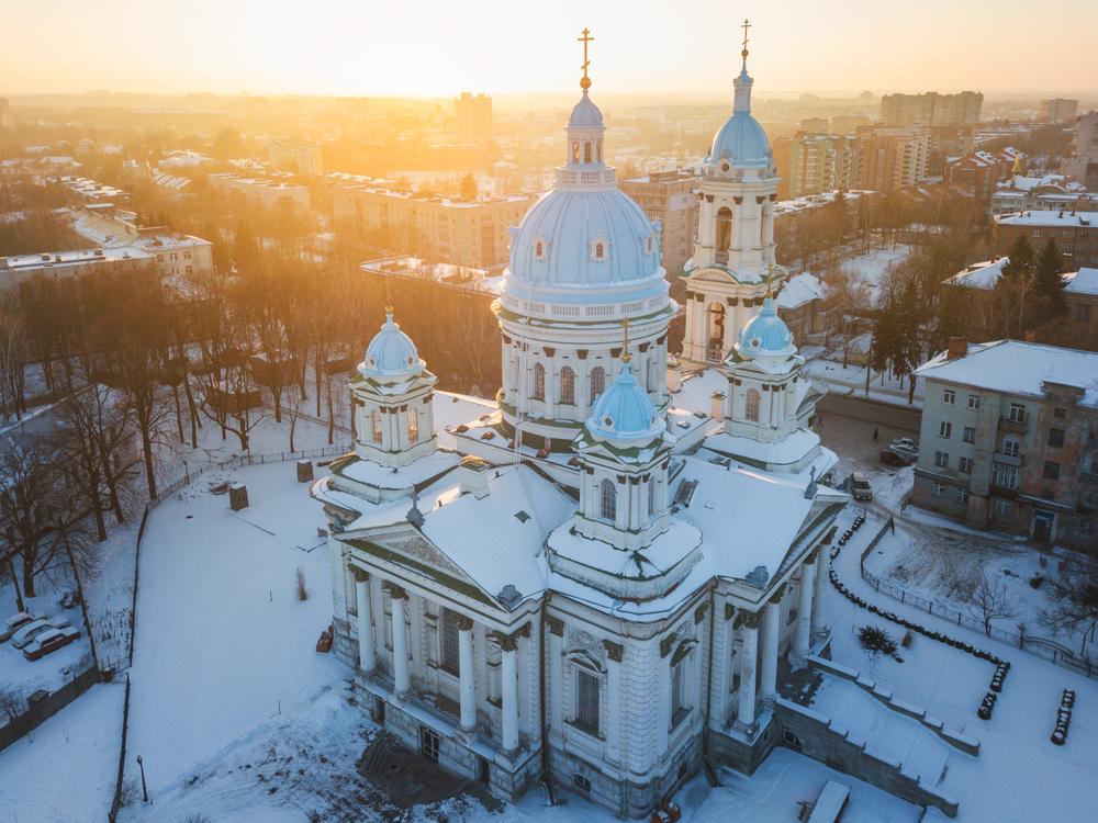 Троицкий собор Сумы
