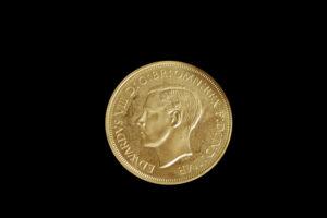 В Британии монету продали за рекордный миллион фунтов