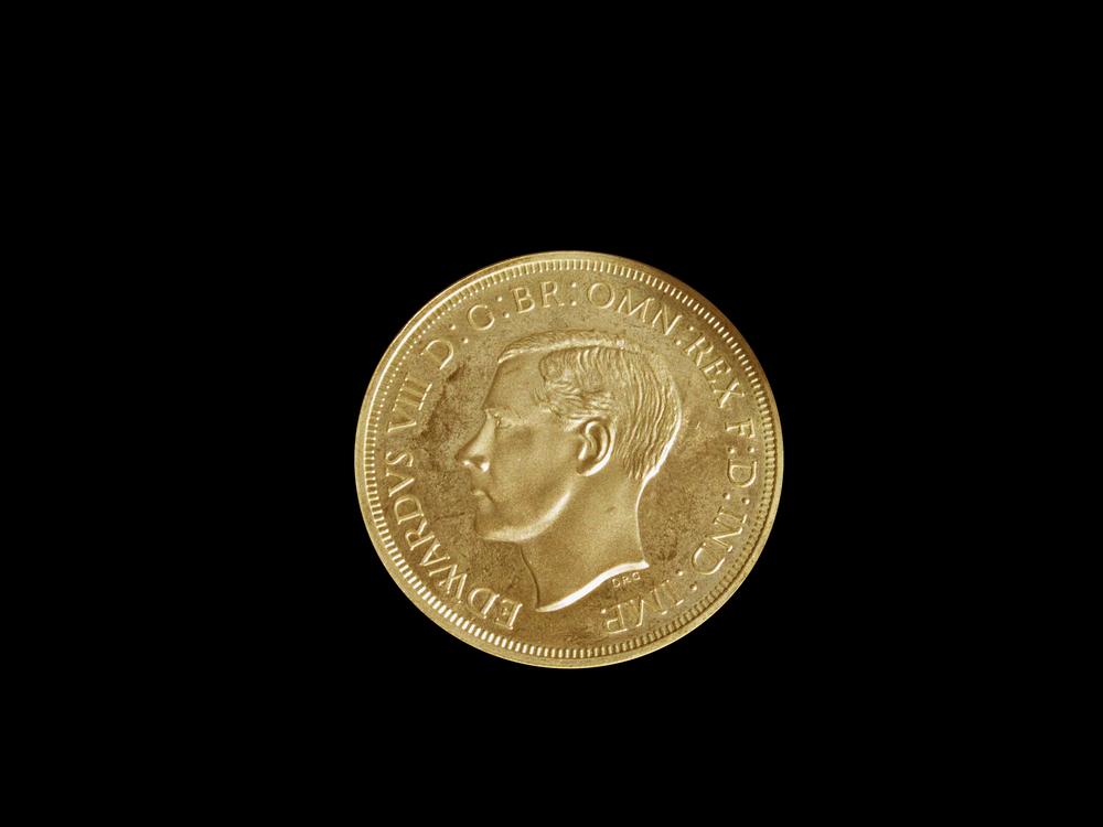В Британии монету продали за рекордный миллион фунтов.Вокруг Света. Украина