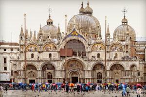 Вход в собор Сан-Марко в Венеции сделают платным