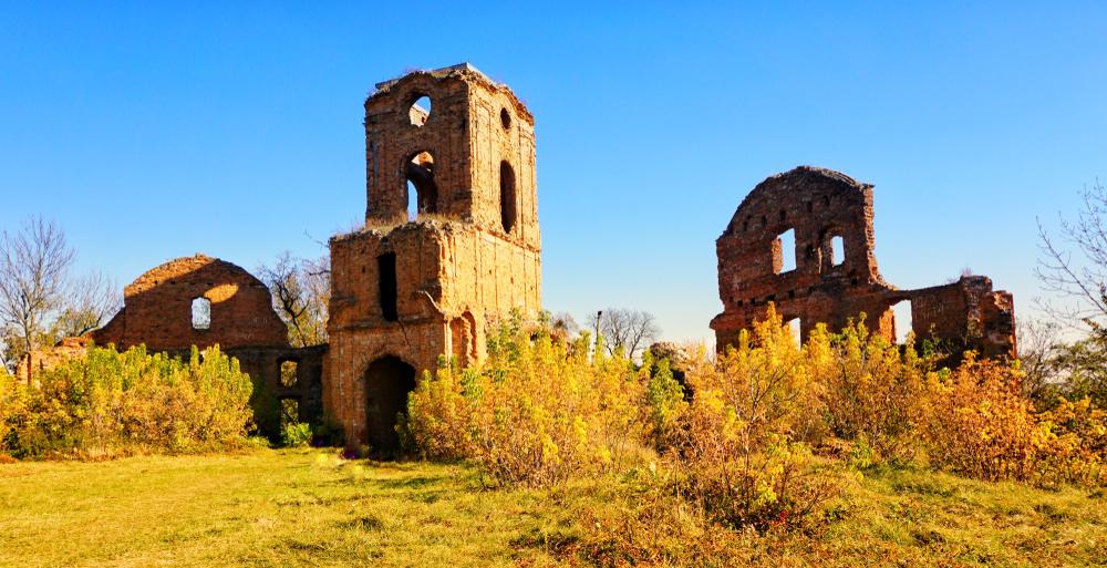 Фото Ровно крепость князей Корецких