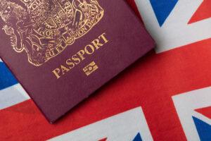 Британка прилетела в Германию по паспорту сына