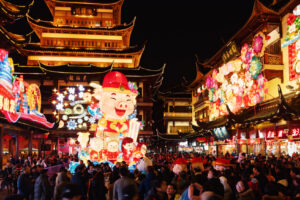 Праздник весны: в Китае началась крупнейшая ежегодная миграция