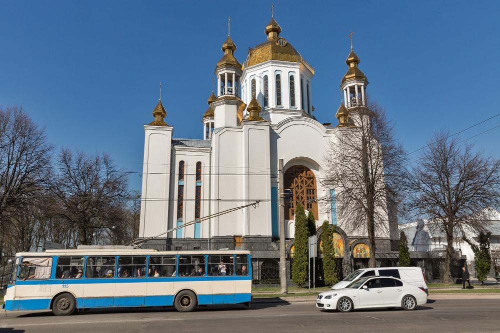 Фото Ровно кафедральный Свято-Покровский собор