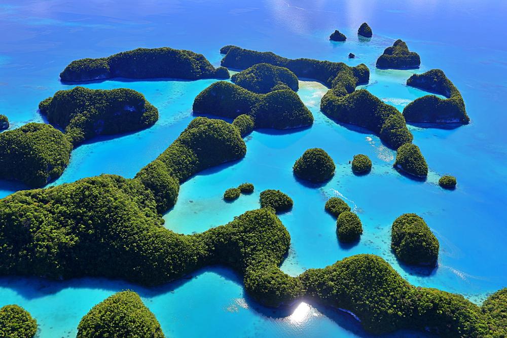 Государство Палау первым запретило солнцезащитные кремы