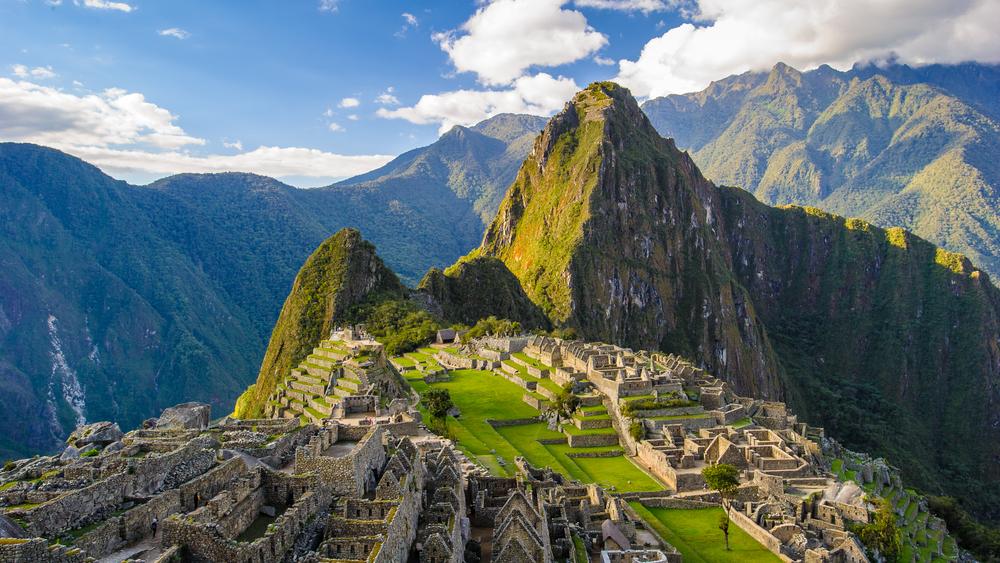 Шестеро туристов арестованы за осквернение Мачу-Пикчу