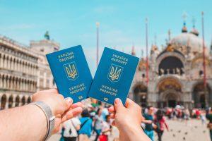 Украина потеряла позиции в Индексе паспортов