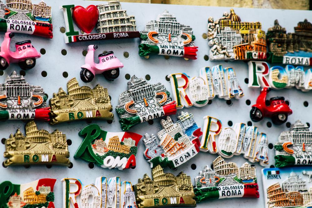 В Риме запретили продажу сувениров у достопримечательностей.Вокруг Света. Украина