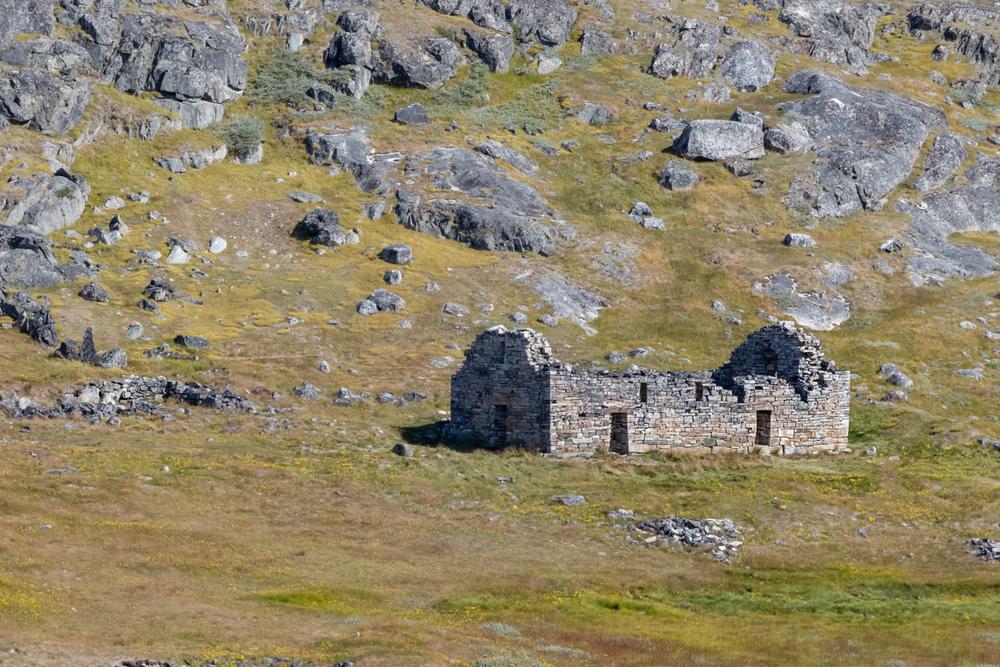 Ученые выяснили, почему пришли в упадок поселения викингов в Гренландии.Вокруг Света. Украина