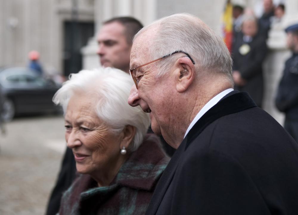Экс-король Бельгии признал внебрачную дочь после ДНК-теста