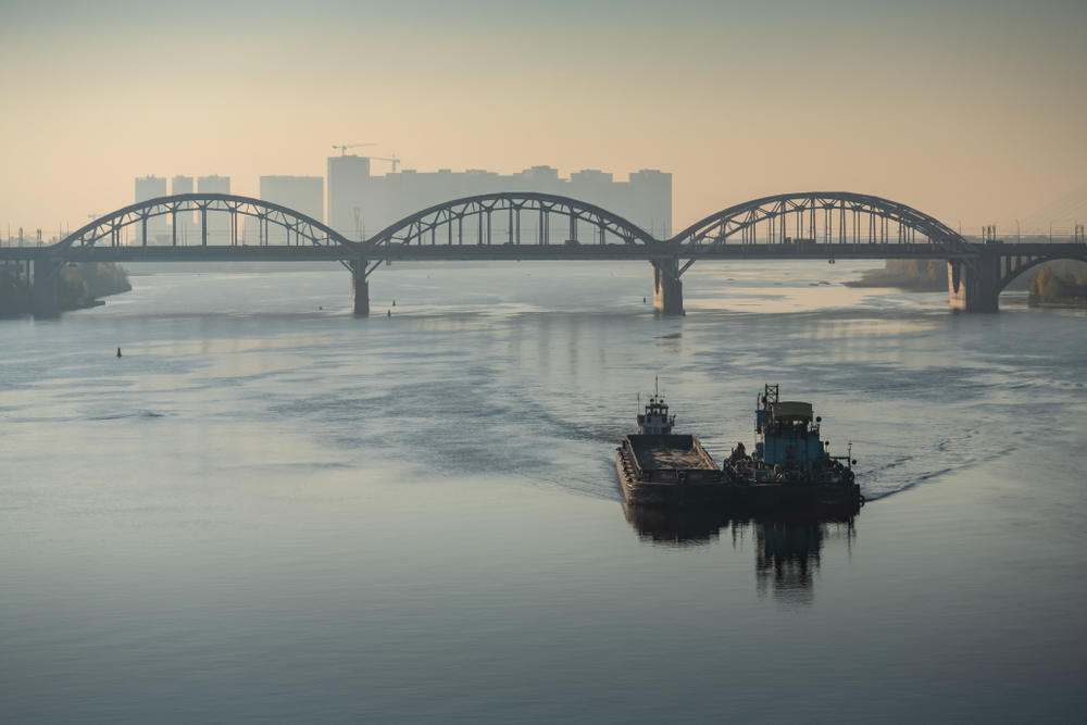 Бесснежная зима приведет к обмелению рек в Украине: экологи