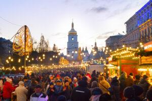 Население Киева составляет 3,7 млн человек