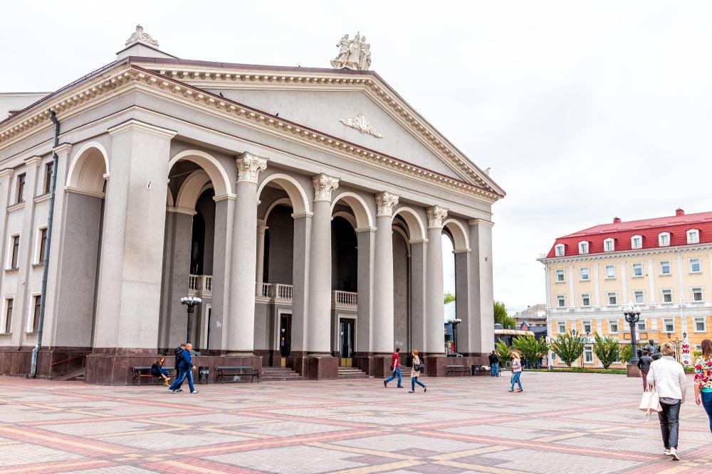 фото Ровно площадь