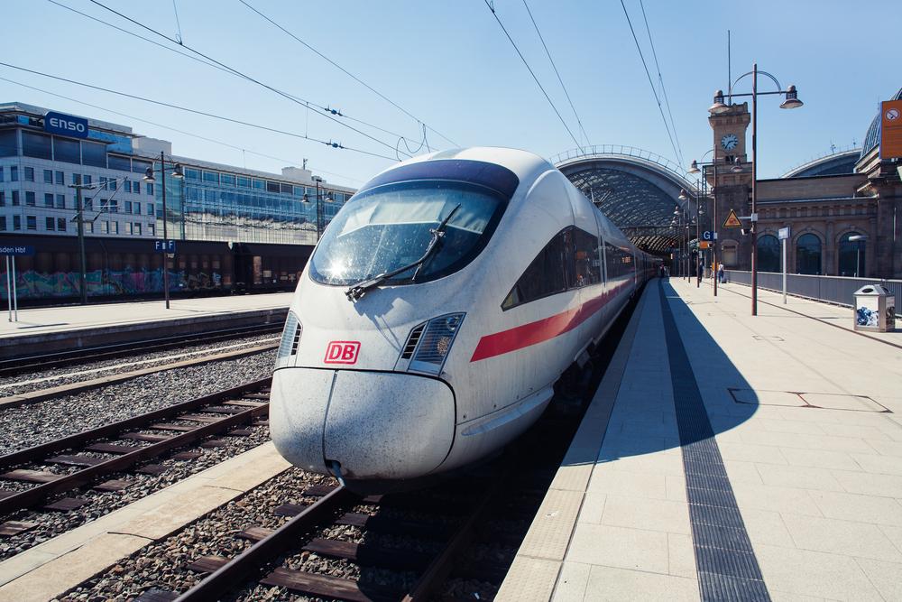В Германии ради климата подешевели ж/д билеты