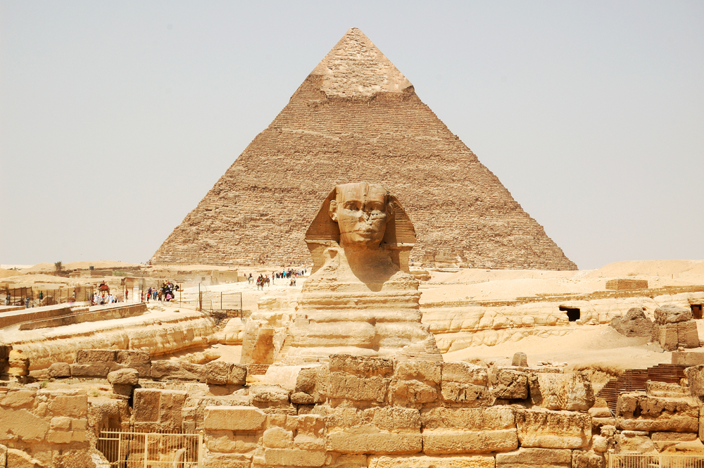Блогер забрался на пирамиду в Гизе и отсидел пять дней в египетской тюрьме