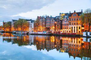 В Амстердаме начал действовать самый высокий в мире налог для туристов