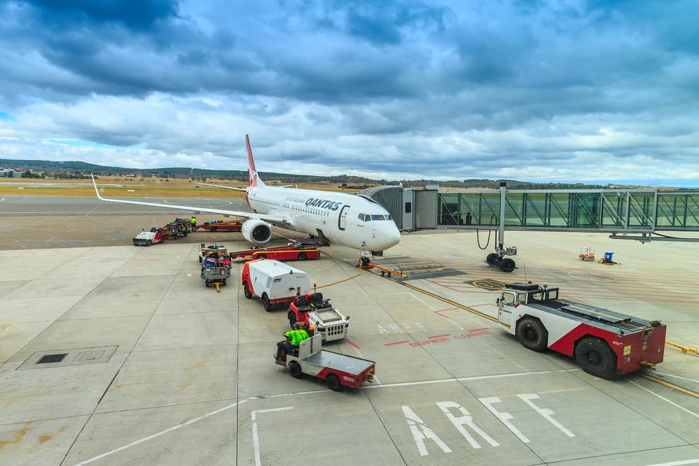 Столичный аэропорт Австралии закрыли