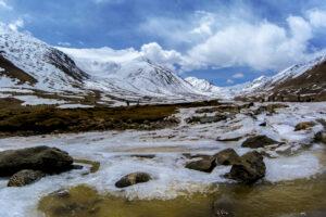 В старейшем льду на Земле обнаружили 28 ранее неизвестных древних вирусов
