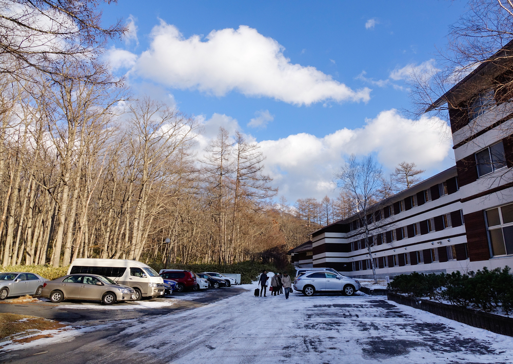 Горнолыжные курорты Японии закрываются из-за нехватки снега