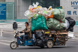 Китай разработал глобальный план борьбы с одноразовым пластиком