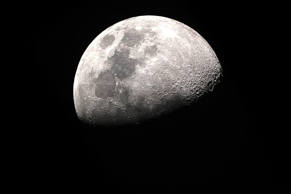 Магнитное поле Луны исчезло миллиард лет назад